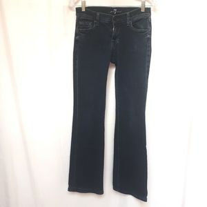 7 For All Mankind The Bootcut Skinny